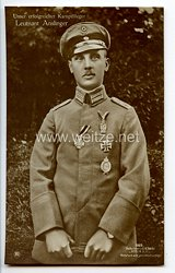 "Fliegerei 1. Weltkrieg - Deutsche Fliegerhelden "" Leutnant Anslinger """
