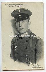 "Fliegerei 1. Weltkrieg - Deutsche Fliegerhelden "" Leutnant Schulte """