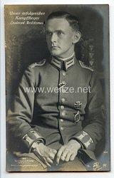 """Fliegerei 1. Weltkrieg - Deutsche Fliegerhelden """" Leutnant Baldamus """""""