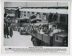 III. Reich - gedrucktes Pressefoto