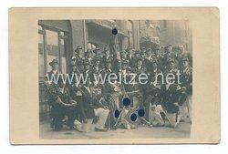 III. Reich Foto, Musikzug eines Schützenverein