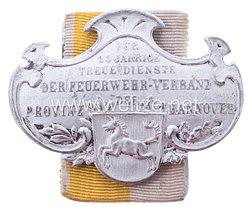 Hannover Feuerwehr Verband der Provinz Hannover 1902 - 1918