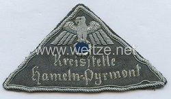 """Deutsches Rotes Kreuz DRK Ärmeladler für Führer """"Kreisstelle Hammeln-Pyrmont"""""""