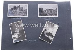 Bundesrepublik Deutschland Fotos, zerstörte Stadt Bochum 1947