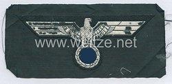 Wehrmacht Heer Brustadler für Mannschaften Panzertruppe