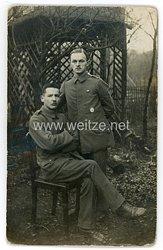 Deutsches Heer Foto, Soldat des Sächsischen Jäger Bataillon Nr.13
