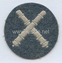 Luftwaffe Ärmelabzeichen Waffenunteroffizier für die Flakartillerie