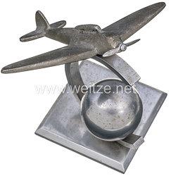 Luftwaffe Flugzeugmodell einer Heinkel 70 c