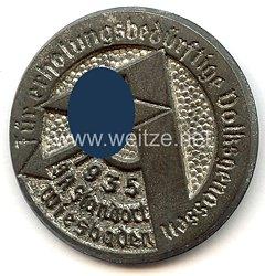 """SA - """" Für erholungsbedürftige Volksgenossen """" SA Standort Wiesbaden 1935"""