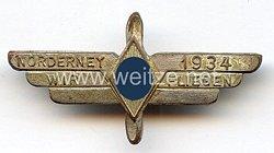 Hitler-Jugend ( HJ ) - Offizielles Teilnehmerabzeichen der Flieger-HJ