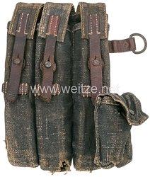 Wehrmacht / Luftwaffe Magazintasche für die MP 38/40