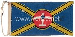 III. Reich Reichsverband der Deutschen Flughäfen - Wimpel