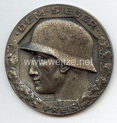 Meisterschafts-Plakette des Reichsheeres und der Reichsmarine 1919-1931 - 2. Preis von 1922