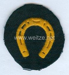 Wehrmacht Heer Ärmelabzeichen für Hufbeschlagpersonal