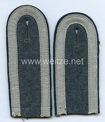Luftwaffe Paar Schulterklappen Unteroffizier Sanitätstruppe