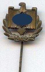 Nationalsozialistischer Reichsbund für Leibesübungen ( NSRL ) - Leistungsabzeichen in Bronze mit Jahreszahl