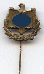 """Deutscher Reichsbund für Leibesübungen ( DRL ) - Leistungsabzeichen in Bronze mit Jahreszahl """" 1938 """""""