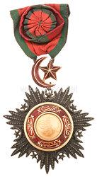 Osmanisches Reich Medjijeh-Orden Offizierskreuz