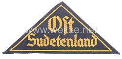 """HJ Gebietsdreieck """"Ost Sudetenland"""""""