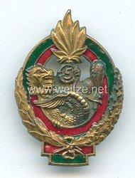 Frankreich Fremdenlegion Indochina Abzeichen des 5. REI (5e régiment étranger d'infanterie)