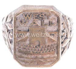 "Wehrmacht Fingerring "" Westwall"""