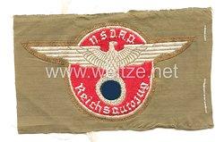 NSDAP Reichsautozug großes Abzeichen für das Schiffchen