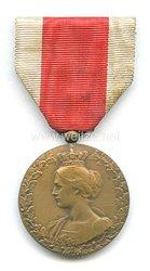Belgien Erster Weltkrieg Medaille