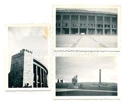 3. Reich Fotos, Olympiastadion Berlin