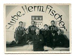 Weimarer Republik Foto, Mannschaftsfoto eines Landesverband