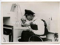 Kriegsmarine Pressefoto,