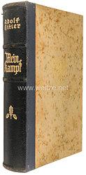 Mein Kampf - Hochzeitsausgabe als Kriegsausgabe von 1939