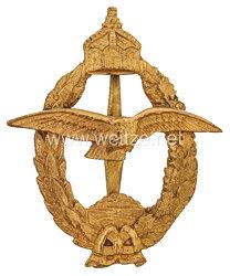 Erinnerungsabzeichen für Marine-Flugzeugführer, 1915.