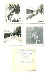 Wehrmacht Heer Fotos, Soldatenbeerdigung Tölzer Land 1939 (Waakirchen)