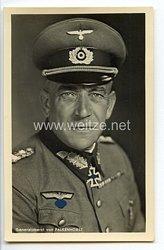 Heer - Portraitpostkarte von Ritterkreuzträger Generaloberst von Falkenhorst