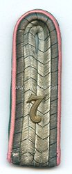 Preußen Einzel Schulterstück für einen Leutnant im Jäger-Regiment zu Pferde Nr. 7