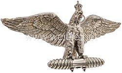 Preußen Großer Schellenbaumadler für einen Regiments-Musikzug