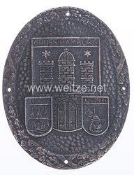 Weimarer Republik/Freikorps Einwohnerwehr Gross-Hamburg Ärmelschild