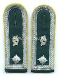 Wehrmacht Heer Paar Schulterklappen für einen Feldwebel der Heeresnachrichtenschule