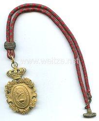 """Spanien zivile Medaille der """"Hispano Americana"""" Akademie"""