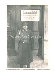 Luftwaffe Foto, Kommandostab des Kriegs-Offz.-Nachwuchs-Schule der Luftflotte 2