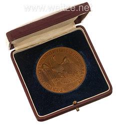 Preußen Ministerium für Volkswohlfahrt - Staatspreismedaille für Verdienste um die Volksgesundheit 1929
