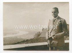 """3. Reich Pressefoto: Ward Price """"Godsberg wohl der schönste Ort Europas"""""""