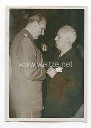 3. Reich Pressefoto: Ankunft der zweiten Diplomatenkolonne aus Warschau in Berlin 25.9.1939