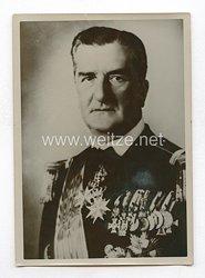 3. Reich Pressefoto: Admiral Horthy kommt nach Deutschland 12.8.1938