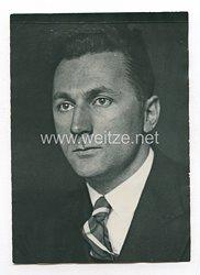 3. Reich Pressefoto: Hans Schweitzer Mitglied des Präsidialrats der Reichskammer der bildenden Kunst