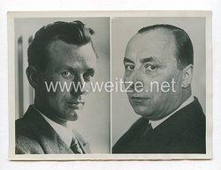 3. Reich Pressefoto: Der Leiter des Rundfunks Dr. Krakenberg ist zurückgetreten, Nachfolger ist Andreas Dressler