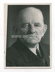 3. Reich Pressefoto: Wilhelm Faupel