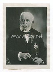 Weimarer Republik Pressefoto: Generaloberst von Schubert