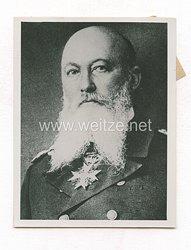 Kriegsmarine Pressefoto: Großadmiral Alfred von Tirpitz