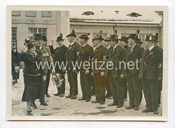 3. Reich Pressefoto: Das Heldenmädchen von den Drei Zinnen Viktoria Savs in Mittenwald